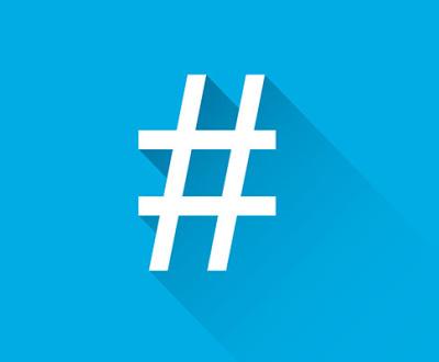 hashtags para visibilidad